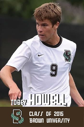 Tobey Howell Class of 2015 Marquette