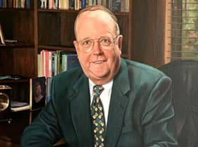 Painting of John Howard