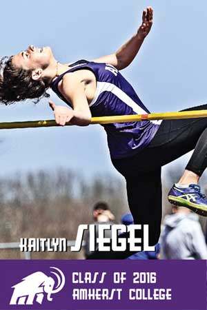Kaitlyn Siegel Class of 2016 Amherst College